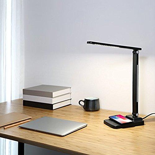 新品大促!历史新低!AUKEY 12W LED 触控式 护目台灯2.4折 35.74加元包邮!