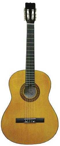 历史新低!Lucida LG-510 3/4 Size 专业学生吉他4.2折 54.16加元!