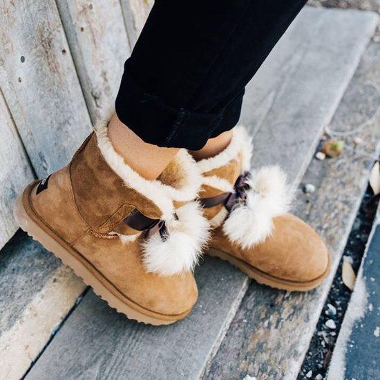 UGG官网换季清仓!精选大量成人儿童时尚雪地靴、休闲鞋靴、拖鞋等4折起!