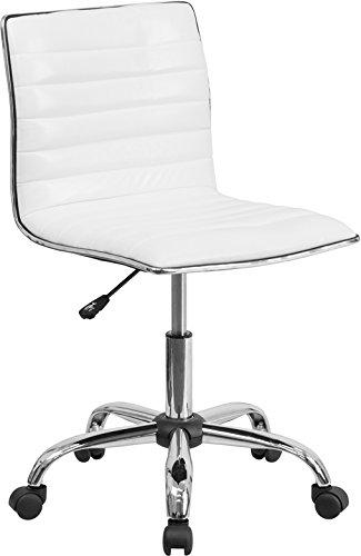 历史新低!Flash Furniture 无扶手 中靠背 旋转办公椅3.5折 81.27加元包邮!