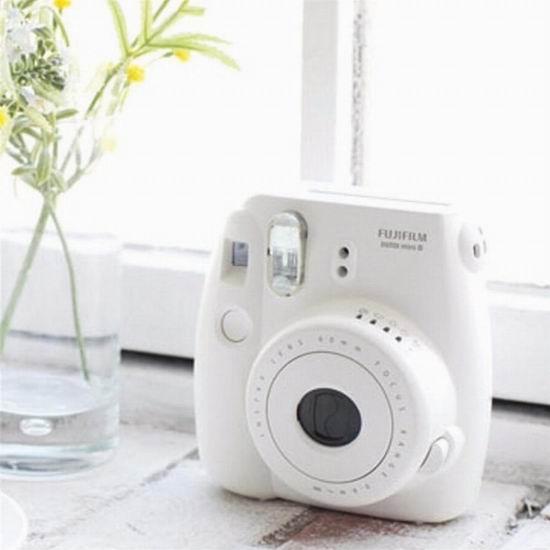 速抢!历史新低!Fujifilm 富士 Instax Mini 8 超可爱拍立得相机+100底片+相册超值装 91.92-105.78加元包邮!两色可选!