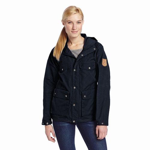 历史新低!Fjallraven 北极狐 Greenland 女式连帽夹克(XXS码)3.6折 88.85加元包邮!
