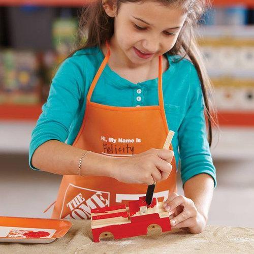 Home Depot 6月份免费儿童手工课,及家庭装修免费课程安排一览!