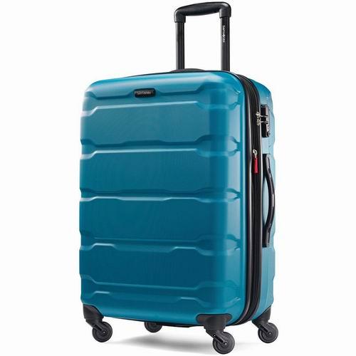 历史新低!Samsonite 新秀丽 Omni PC 24英寸 超轻硬壳拉杆行李箱3.1折 93.13加元包邮!