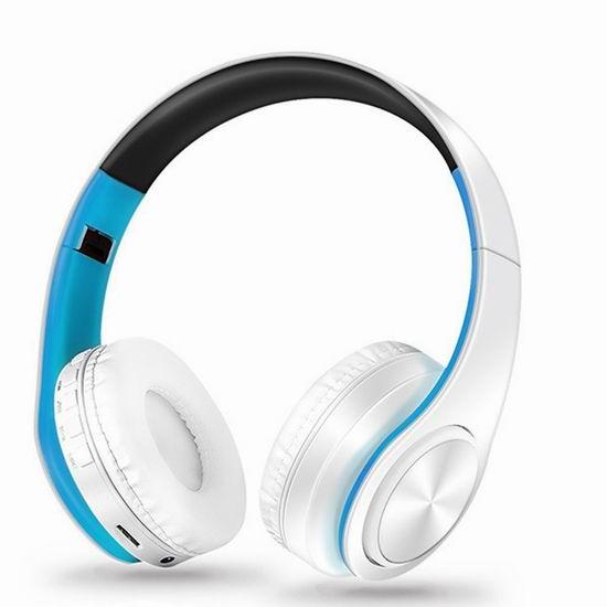 Lanstyle Hi-Fi立体声 无线蓝牙耳机 13.59加元限量特卖!