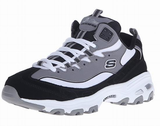 Skechers D'lites 女款休闲鞋 23.88加元特卖(7.5码)!