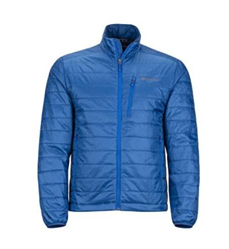 白菜价!Marmot 土拨鼠 Calen Insulated 男士保暖夹克2.7折 52.5加元起!3色可选!