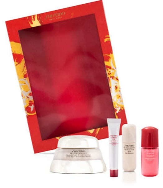买到赚到!Shiseido 资生堂百优精纯乳霜 4件超值套装 84加元,原价 94加元