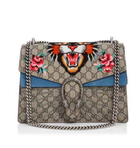 Gucci 古驰猫头/玫瑰图案酒神包、珍珠包 、手机壳 7折 245加元起特卖!