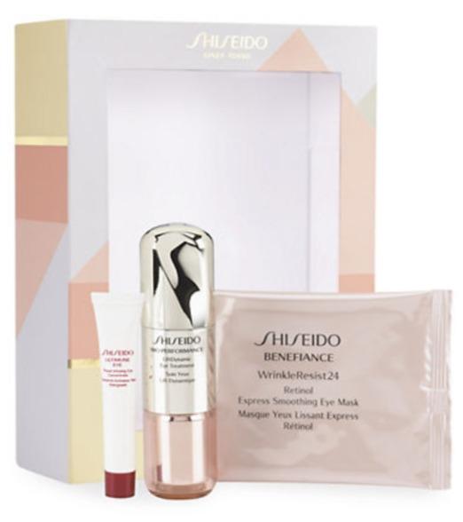 Shiseido 资生堂百优眼眼膜超值套装 75加元,原价 85加元,包邮