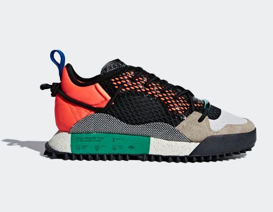 Adidas x Alexander Wang联名Mid限量版女款跑鞋、经典袜子靴5月19日东部10点热卖!