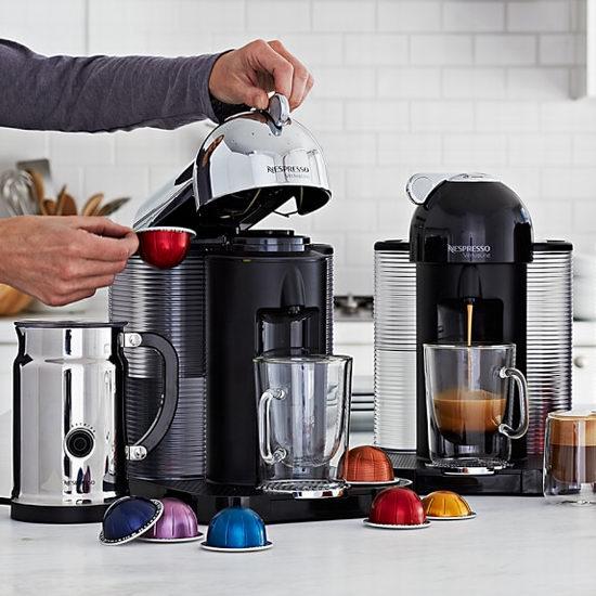 精选 DeLonghi Nespresso雀巢胶囊咖啡机 7.5折优惠!