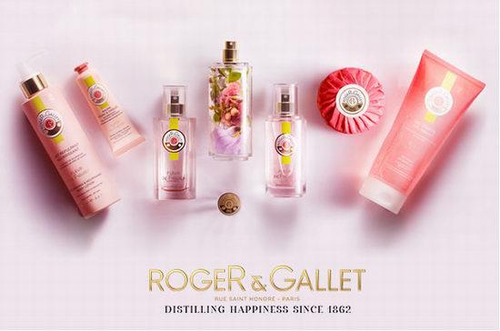 Roger & Gallet巴黎皇室香氛美肤品牌 7折优惠!