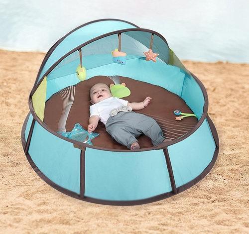 Babymoov Babyni 3合1 弹出式 室内/户外 防紫外线帐篷5折 49.99加元包邮!