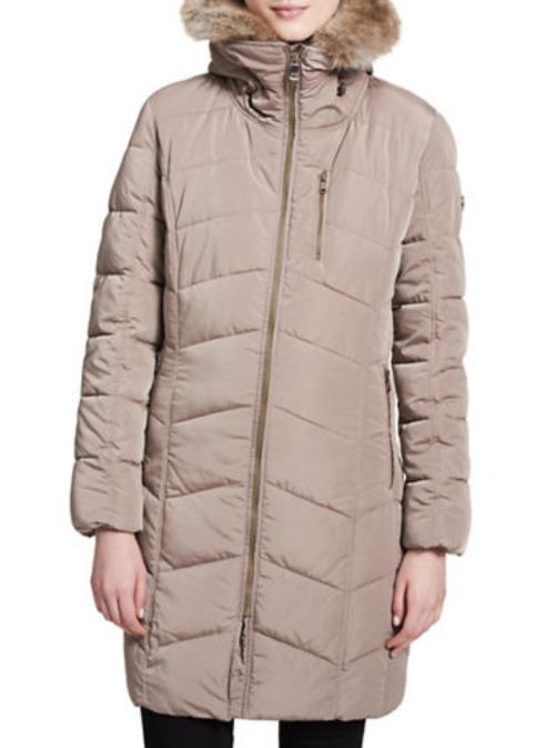 反季囤货!CALVIN KLEIN保暖外套/防寒服 101.49加元,原价 398加元,包邮