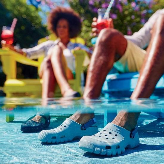 Crocs 卡洛驰洞洞鞋 全场鞋靴4折起,购买第二双额外4折!