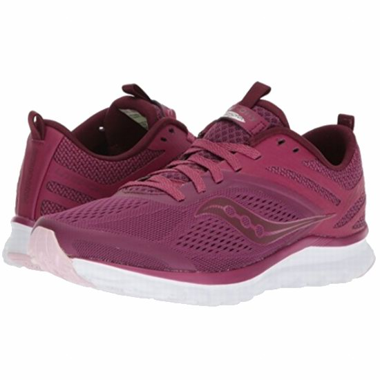Saucony 索康尼 Liteform Miles 女式休闲运动鞋3.4折 37.13加元起包邮!