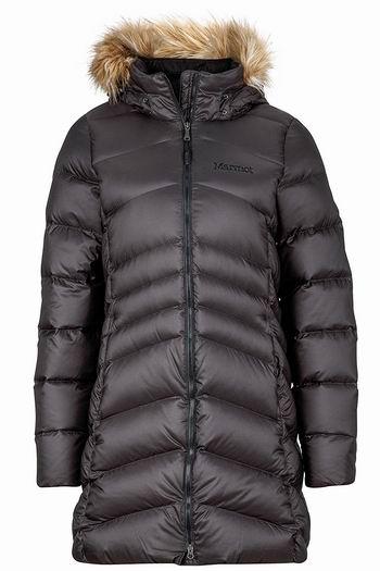 白菜升级!Marmot 土拨鼠 Montreal 女式长款羽绒服1.8折 65.38加元起包邮!多色可选!