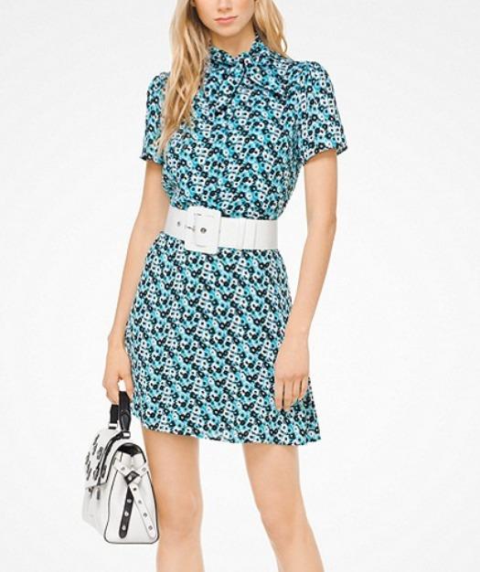 大量新款加入!Michael Kors 精选夏季美裙、风衣 4.8折起特卖!