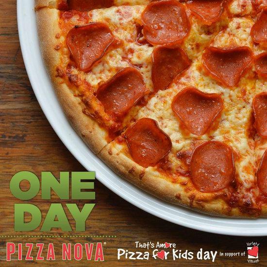 Pizza Nova 订购中号Pepperoni披萨仅需4.39元!仅限今日!
