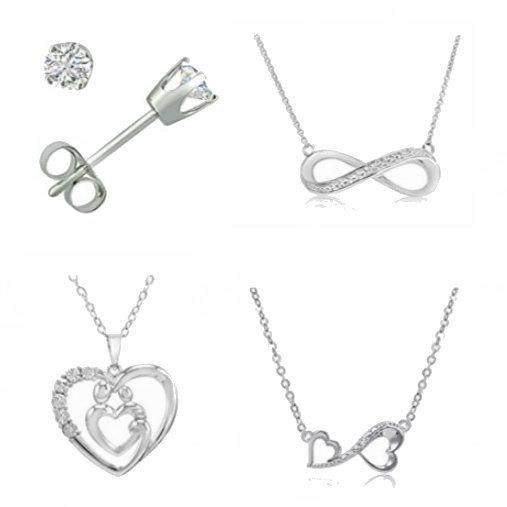 金盒头条:精选 Amanda Rose Collection 钻石项链、耳钉等6.7折起!售价低至18.95加元!