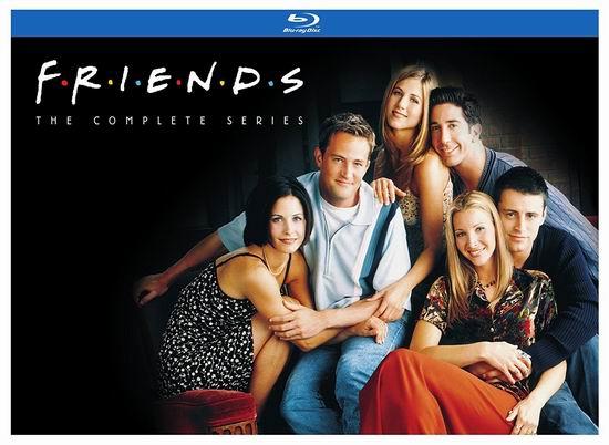 近史低价!《Friends 老友记》蓝光影碟版 94.99加元包邮!