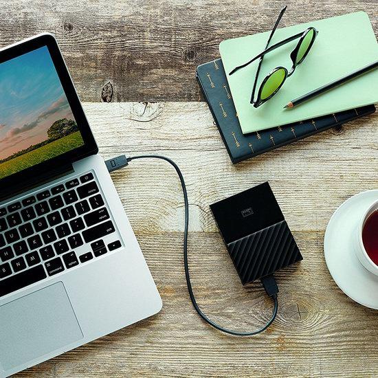 金盒头条:历史新低!WD 西数 4TB My Passport 便携式移动硬盘(Mac版) 129.99加元包邮!