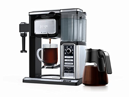 近史低价!Ninja CF091C Coffee Bar 多功能咖啡机5.5折 159.99加元包邮!