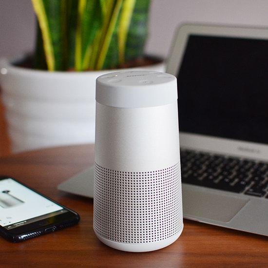 历史最低价!Bose SoundLink Revolve 蓝牙无线音箱 199加元包邮!两色可选!