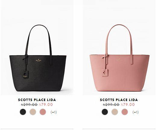 Kate Spade 惊喜特卖,精选手袋、服饰、鞋子、饰品等2.5折起!