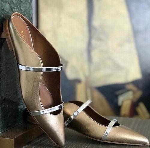 IT GIRL们都在穿的小众品牌 Malone Souliers平底穆勒鞋、高颜值高跟鞋3折起特卖!