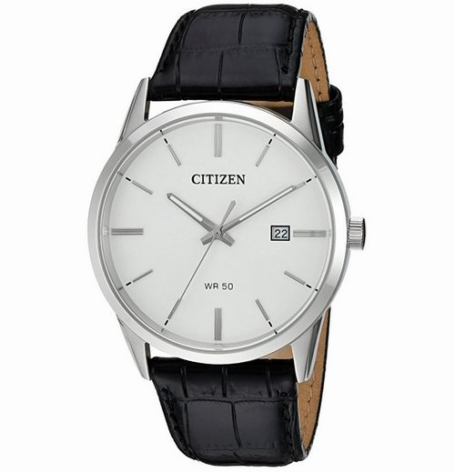 历史最低价!Citizen Quartz男士石英腕表 75.14加元,原价 150加元,包邮