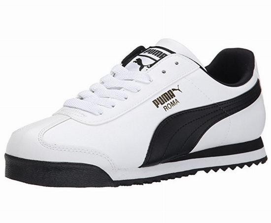PUMA Roma Basic 男士运动鞋 45.97加元起特卖,原价 78加元,包邮