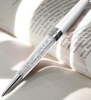 送女神最佳礼物!Swarovski 施华洛世奇 水晶笔 5折 19.5加元起特卖!
