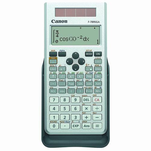 金盒头条:历史新低!Canon 佳能 F-789SGA 自然书写显示 函数科学计算器4.5折 17.99加元!
