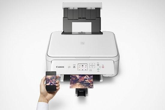 历史新低!Canon 佳能 PIXMA TS5120 无线多功能彩色喷墨打印机3.6折 47.99加元包邮!