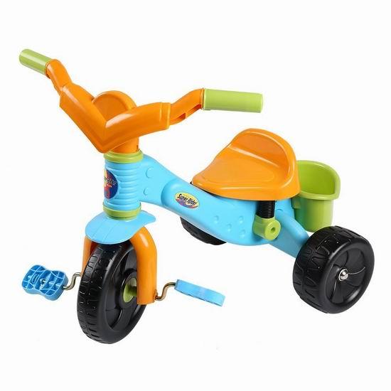 历史新低!Virhuck Tricycle 儿童三轮车 25.93加元包邮!