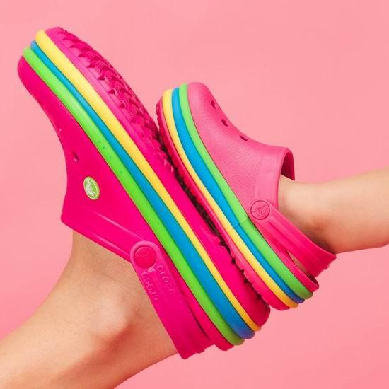 Crocs 卡洛驰洞洞鞋 换季清仓!精选鞋靴3.9折起,额外7折!