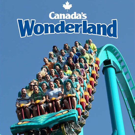 Canada's Wonderland 加拿大奇幻乐园 单日门票6.3折!