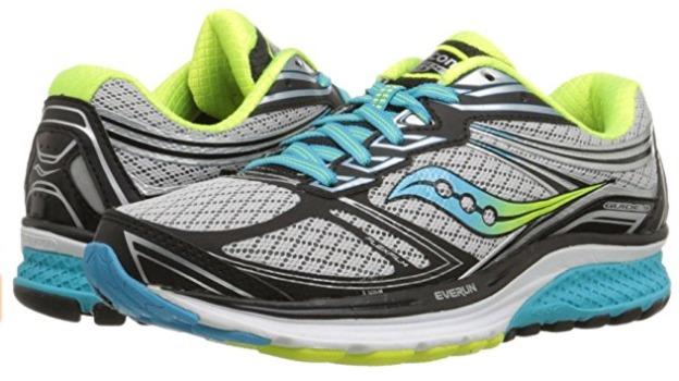 白菜价!Saucony Guide 9 女式跑步鞋2.1折 27.27加元起清仓!多色可选!