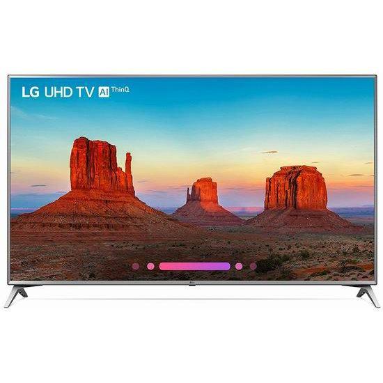 历史新低!LG 70UK6570 70英寸 4K超高清智能电视6.1折 1398加元包邮!