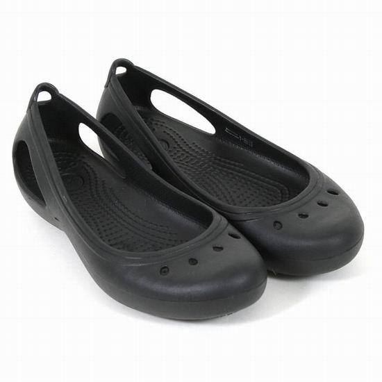 历史新低!Crocs Kadee Ballet 女式平底休闲鞋/凉鞋3.9折 17.49加元!码齐全降价!