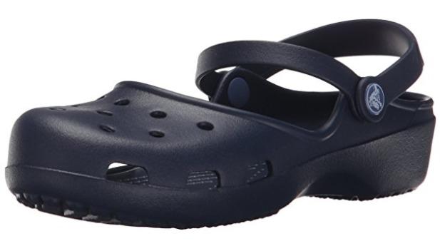 Crocs Karin Clog W 女式洞洞鞋/凉鞋4.5折 20.39加元!3色可选!