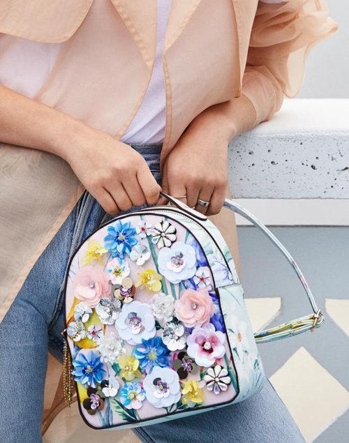 ALDO高颜值花朵盒子包、链条包、腰包 5折20加元起优惠!