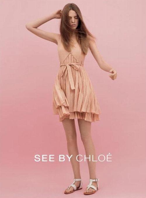 波西米风情 See by Chloe 上衣、印花连衣裙4折起 + 最高立减250加元!