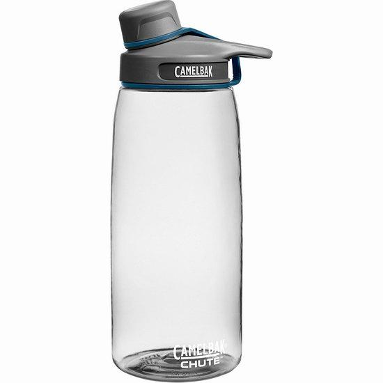 近史低价!Camelbak 驼峰 1升大容量水杯3.7折 10.34加元!
