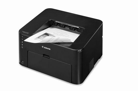 历史新低!Canon 佳能 imageClass LBP151dw 无线黑白激光打印机3.9折 89.99加元包邮!