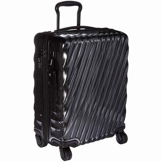 历史新低!TUMI 途明 19 Degree 21寸 黑色铝合金拉杆行李箱/登机箱4.7折 329.35加元包邮!