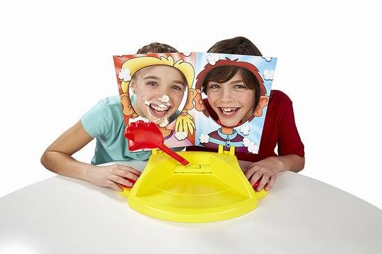 白菜价!Hasbro Pie Face 双人奶油砸脸机2.8折 9.93加元!
