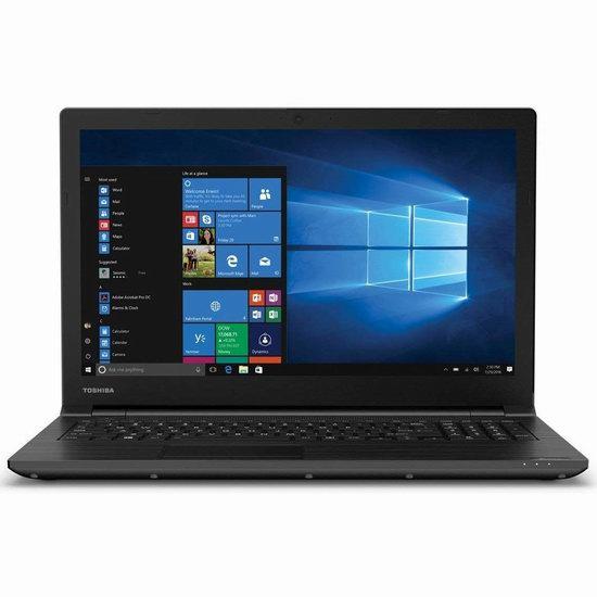 手慢无!历史新低!Toshiba 东芝 Tecra PS585C-039021 15.6英寸笔记本电脑(Core i7/8GB/256GB SSD)6.6折 739.92加元包邮!